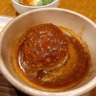博多の煮込みハンバーグ