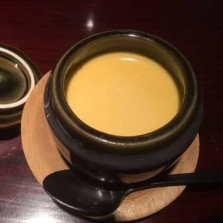 純系名古屋コーチン玉子のとろける壷焼きチーズプリン