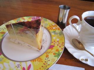 鳥居さん家の芋ケーキ