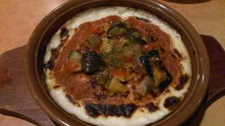 彩り野菜のミラノ風ドリア