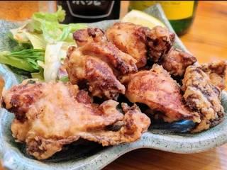 新潟産米粉の鶏唐揚げ