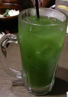 青汁サワー