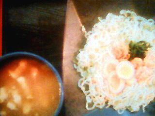海鮮塩つけ麺