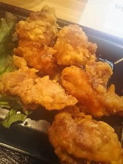 日替り 鶏の唐揚げ定食