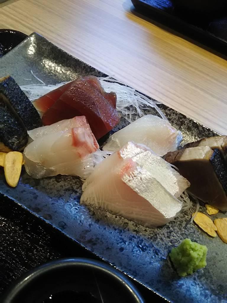 魚定食 お刺身定食