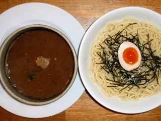潮(うしお)つけ麺(醤油味)