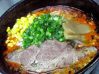 辛香麺(ラーシャンメン)
