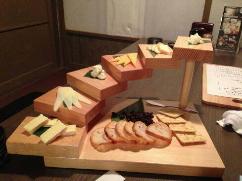 選べるチーズ盛合せ