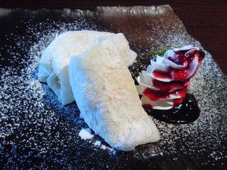 雪見かまくらチーズケーキ