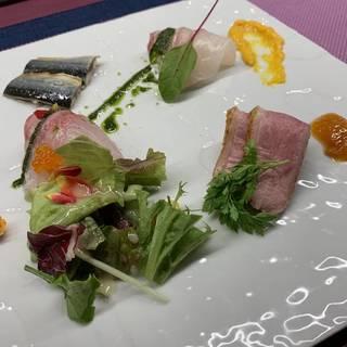 ランチコース/前菜