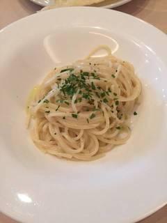 4種のチーズのスパゲッティ―