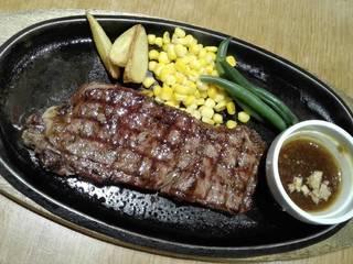 ブラックアンガス牛サーロインステーキ150g