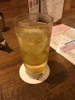上杉さんのべっぴんレモンハイボール