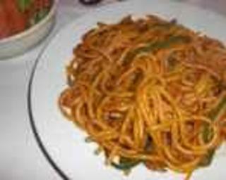 スパゲッティイタリアン