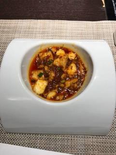 薬膳金麻婆豆腐