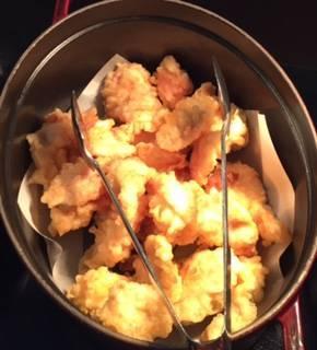 九州産チキンの鶏天