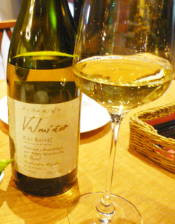 白ワイン ボトル