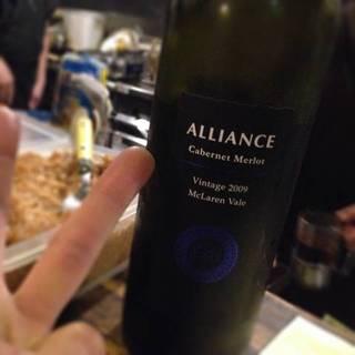 ワイン アライアンス