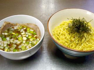 しおつけ麺