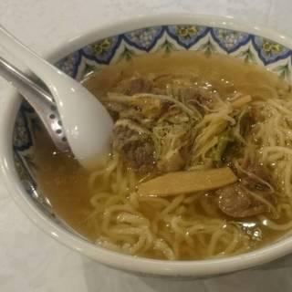 牛コク旨胡椒麺