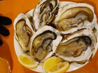 岩牡蠣≪生牡蠣≫