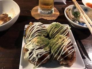 たこ焼き(ソース・マヨ)