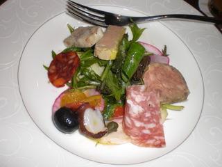 猪とフォアグラのパテ