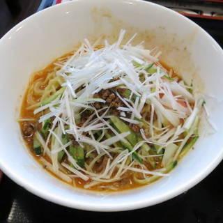 タンタン冷麺セット