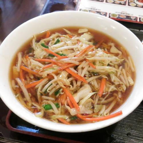 四川風野菜ラーメンセット