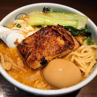 冬季限定 味噌武蔵ら~麺