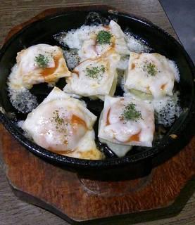 北あかりのチーズ焼