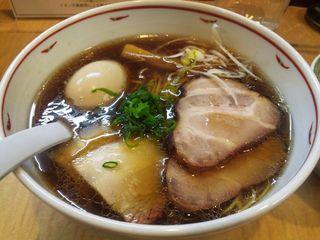 特醤油らぁ麺