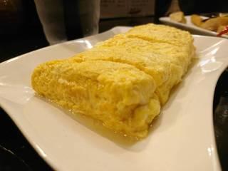 チーズ出汁巻き