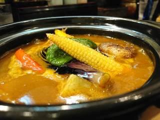 土鍋スープカレー
