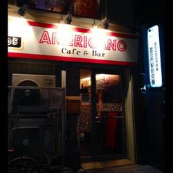 CAFE&BAR AMERICANO