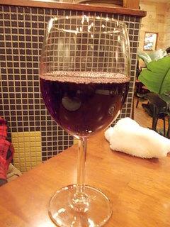 本日のグラスワイン 赤