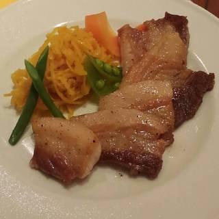 三枚肉(バラ140g)