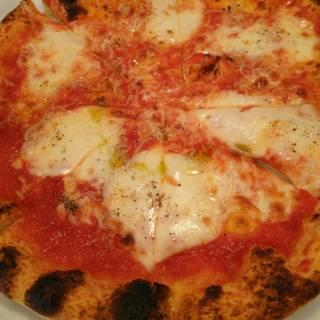 シラスとチーズのピッツァ