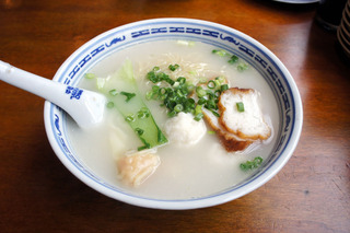 雲呑つみれ麺