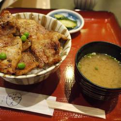特製豚丼(4枚)