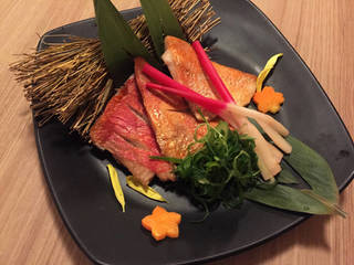 季節魚の幽庵焼き