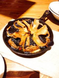 長谷川農産ジャンボマッシュルームのまるごと 肉厚ジューシーアヒージョ