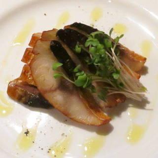胡麻鯖のスモーク