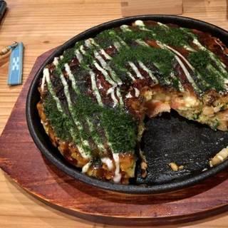 洋食モダン焼き