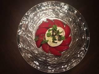 ブラッティーナと完熟トマト