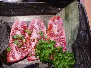 神戸牛カルビ焼きセット