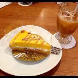本日のケーキ+ドリンクセット