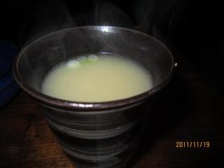 鳥のスープ