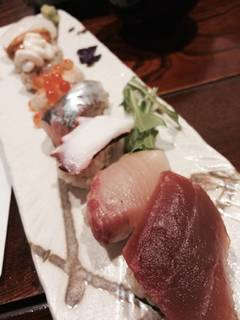 本日の変わり寿司【八貫】