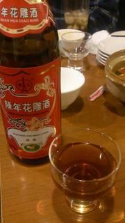 陳年花周酒